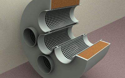 Proyecto de optimización paramétrica de silenciador de motores